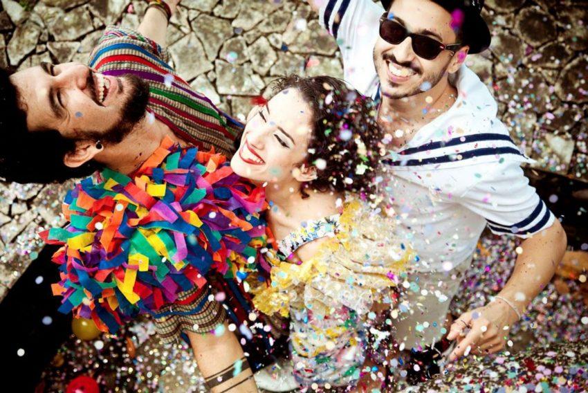 O Carnaval Brasileiro