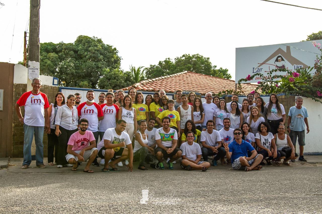 """Ação """"IM Pelo Brasil"""" valoriza contato dos alunos com a sociedade"""