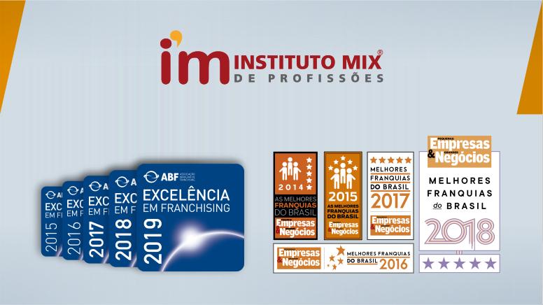 selos e premiação do instituto mix