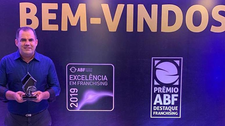 IM recebe pelo quinto ano consecutivo prêmio de excelência da ABF 2019