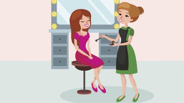 Curso de maquiagem profissional: o caminho para a especialização!