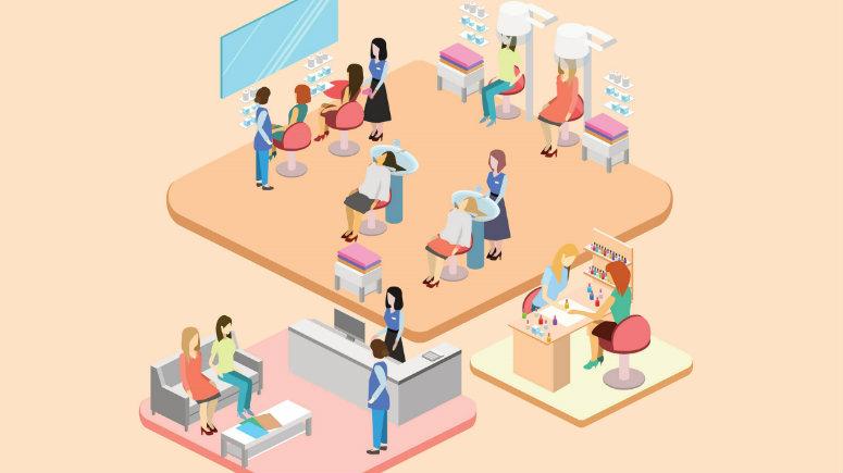 Negócio de sucesso: como montar um salão de beleza? Saiba tudo!