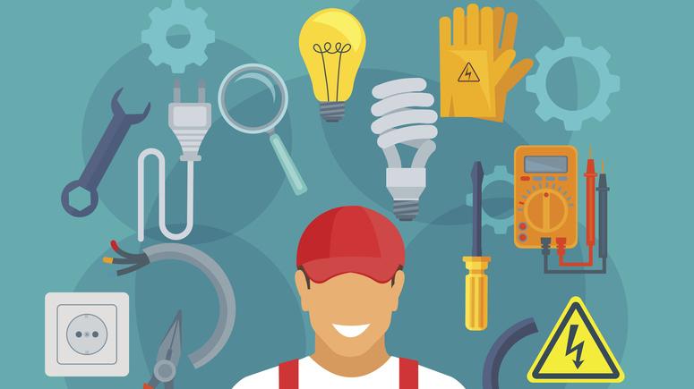 Você sabe o que faz um eletricista? Conheça suas formas de atuação