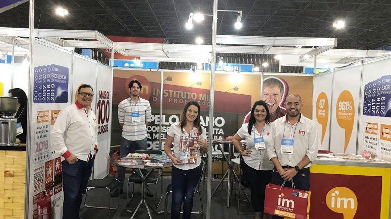 Instituto Mix participa da maior feira de empreendedorismo da América Latina