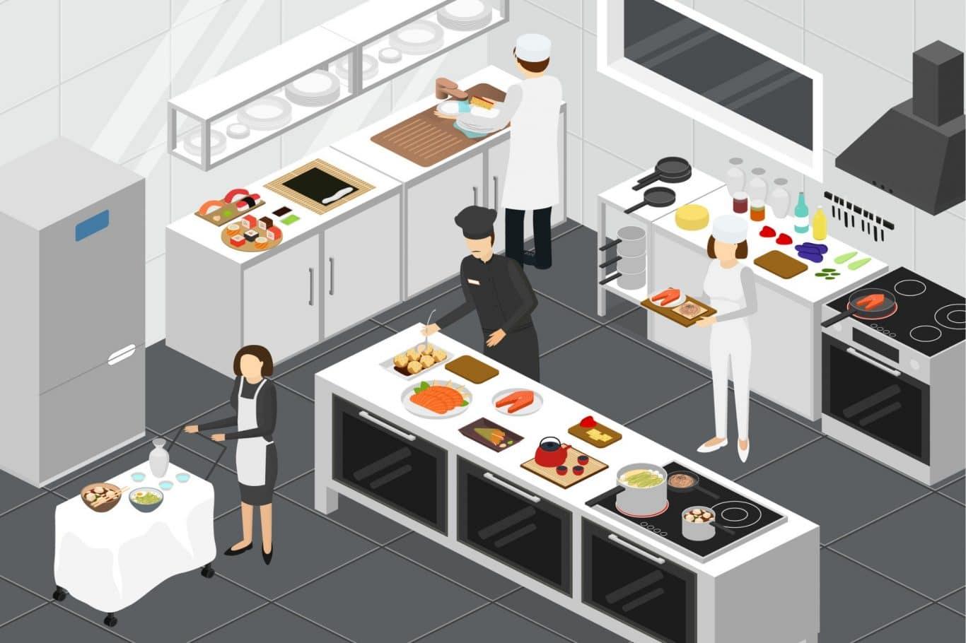 Entenda como funciona a carreira de gastronomia