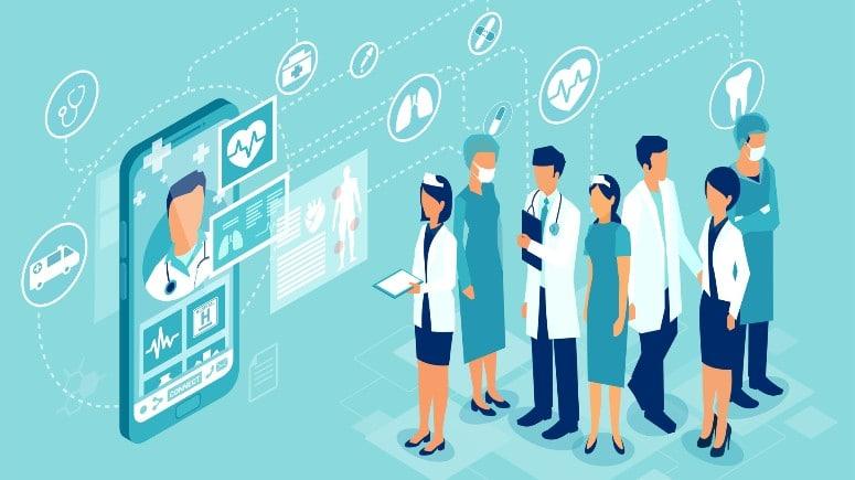 Quais são os principais cursos da área de saúde?