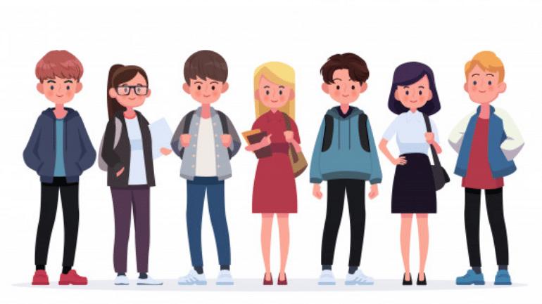 Cursos vitais para jovens inexperientes