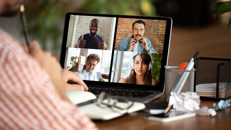 Gafes em reuniões on-line: como evitar?