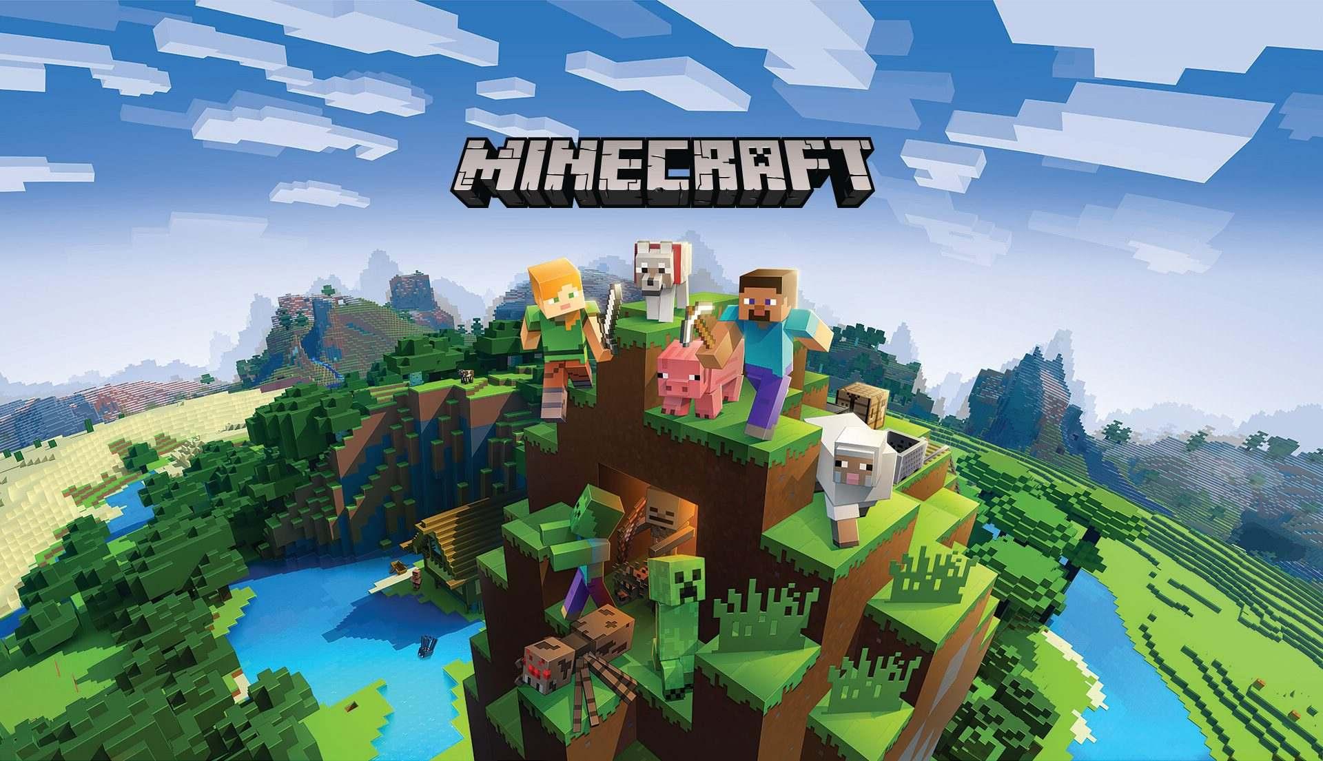 Minecraft: cinco modos para jogar!
