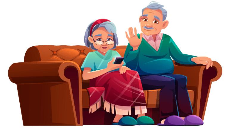 Dia dos Avós: inclusão digital marca a data