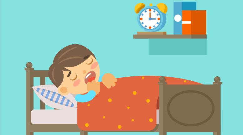 Dormir com sono de qualidade é possível!
