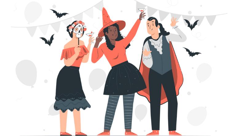 Melhores fantasias para o Halloween